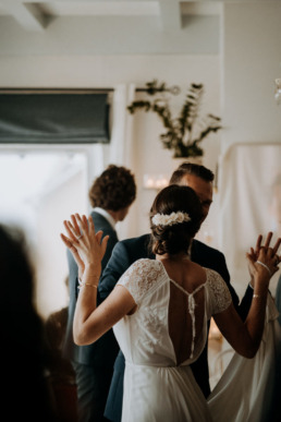 photographe mariage chic naturel pornichet