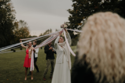 photographe mariage domaine du thiémay