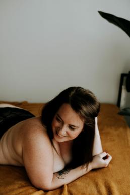séance photo boudoir à nantes