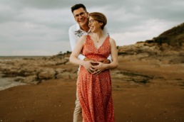 photographe couple à nantes